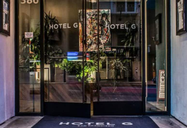 Hotel G San Francisco, San Francisco, Hotel Front