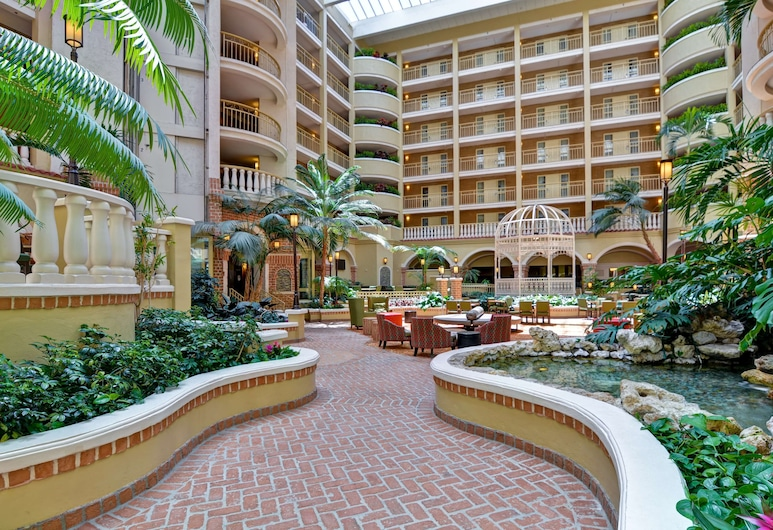 Embassy Suites by Hilton Orlando-North, Altamonte Springs, Lobby