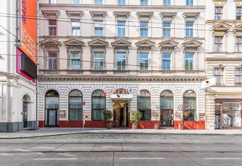 Theaterhotel Wien, Viena