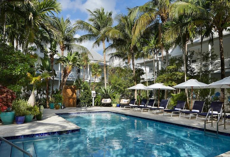 Parrot Key Hotel & Villas, Key West, Bazén