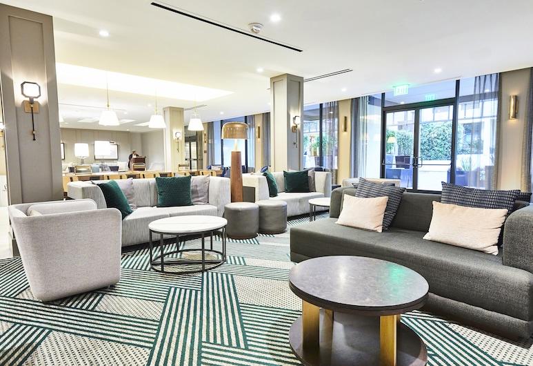 Hotel Riu Plaza Fisherman's Wharf, סן פרנסיסקו, אזור ישיבה בלובי
