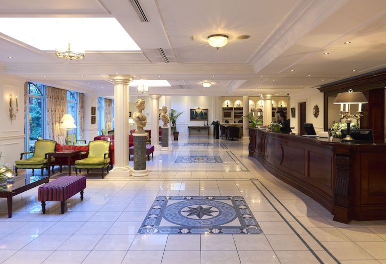 Stanhope Hotel Brussels by Thon Hotels, Brussels, Lobi