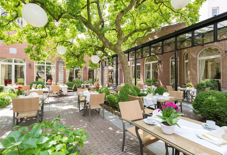 Stanhope Hotel Brussels by Thon Hotels, Bruxelles, Have