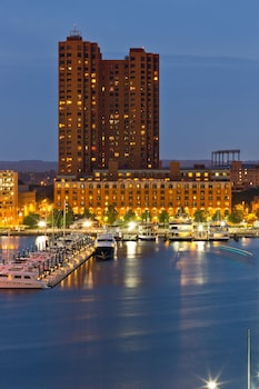 Nuotrauka: Royal Sonesta Harbor Court Baltimore, Baltimorė