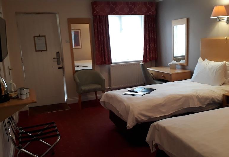Best Western Priory Hotel, ברי סנט אדמונדס, חדר קלאסי, 2 מיטות יחיד, ללא עישון, חדר אורחים