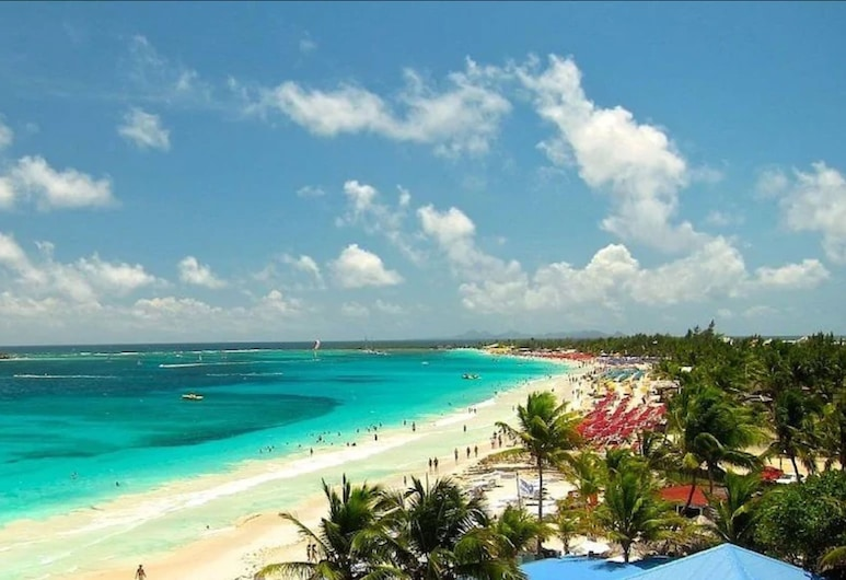 Esmeralda Resort, Orient Bay, Strönd