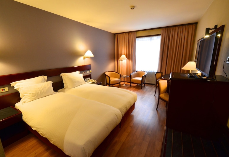 Bedford Hotel & Congress Centre, Brussels, Business Room, Guest Room