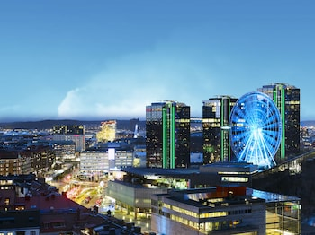 Picture of Gothia Towers in Gothenburg