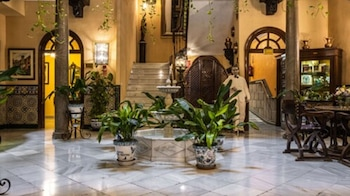 Naktsmītnes Hotel Reina Cristina attēls vietā Granada