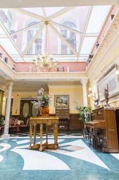 Foto van Hotel Reina Cristina in Granada