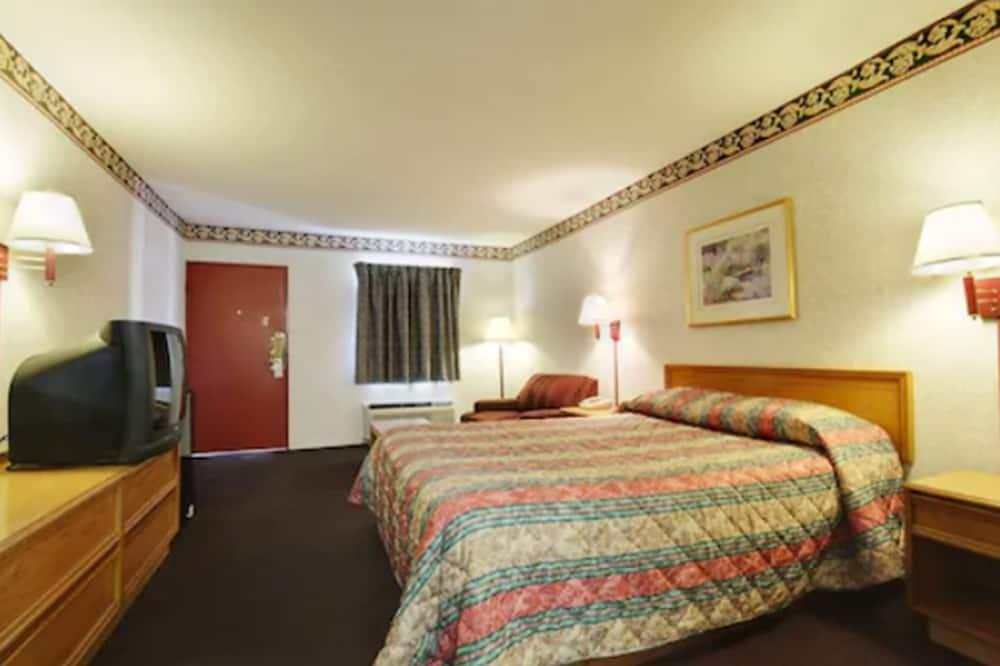 Kambarys, 1 didelė dvigulė lova, Nerūkantiesiems - Svečių kambarys