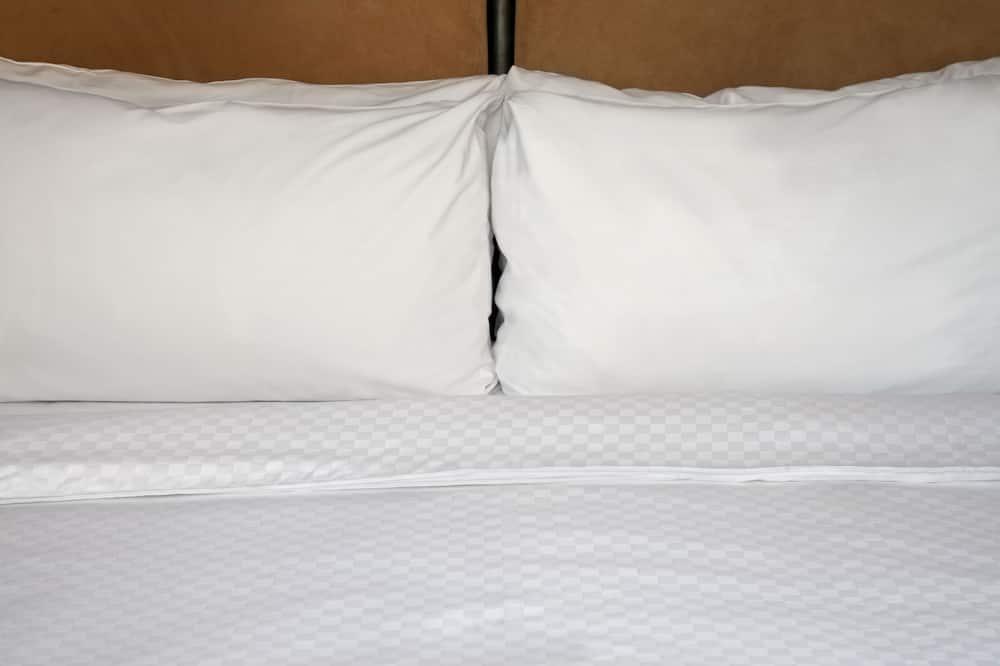 Tradicionāls numurs, 1 divguļamā karaļa gulta - Viesu numurs