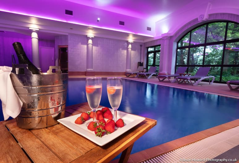 Crabwall Manor Hotel and Spa, Chester, Pool