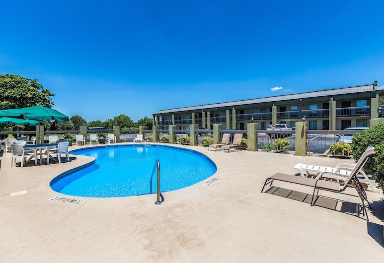 Quality Inn Simpsonville-Greenville, Simpsonville, Āra baseins