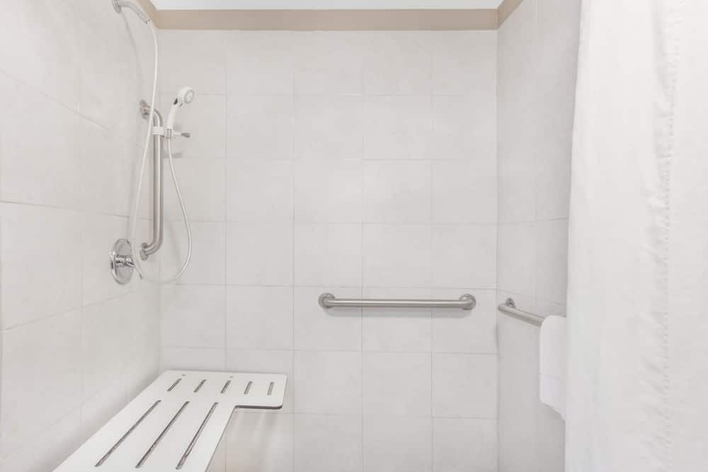 Номер, 1 ліжко «квін-сайз», обладнано для інвалідів, для некурців (Mobility) - Ванна кімната