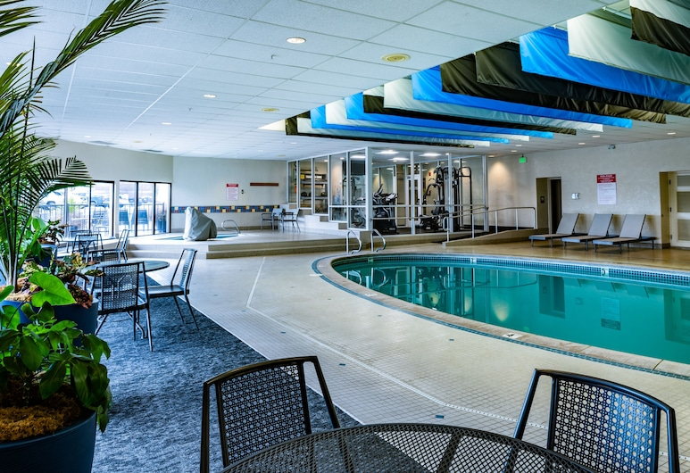 Best Western Vista Inn At The Airport, Boise, Zwembad