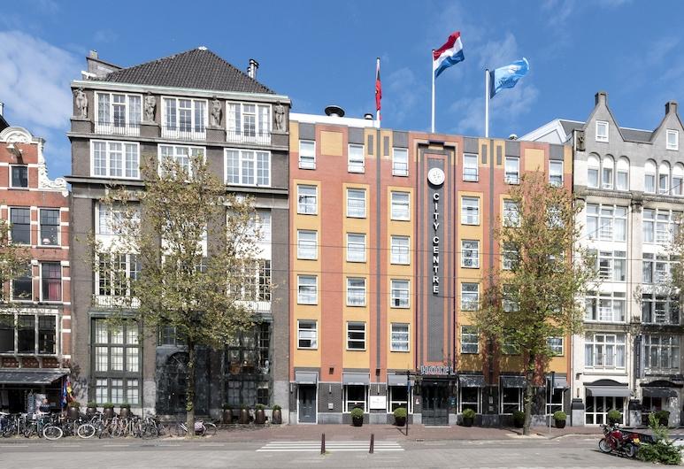 WestCord City Centre Hotel Amsterdam, Amsterdam, Hotelfassade