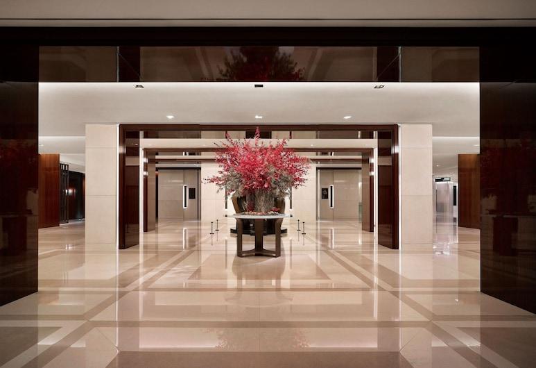 首爾威斯汀朝鮮飯店, 首爾, 豪華客房, 1 張特大雙人床, 非吸煙房 (Business Deluxe), 大廳