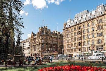 Bild vom Old Waverley Hotel in Edinburgh