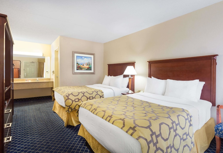Baymont by Wyndham Flagstaff, Flagstaff, Room, 2 Double Beds, Non Smoking, Guest Room