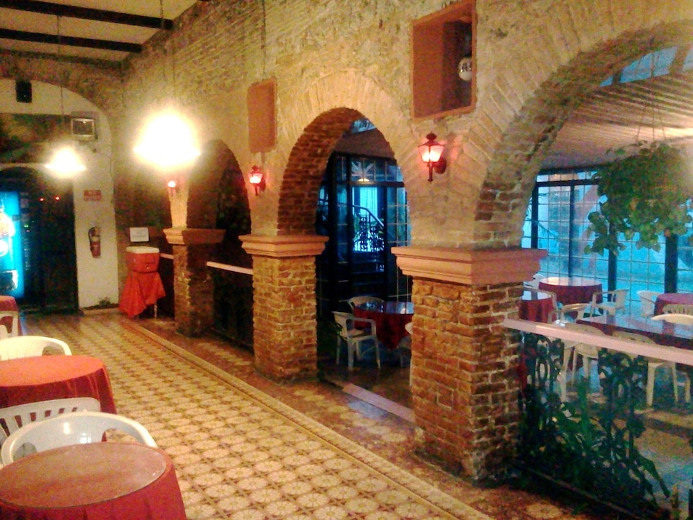 Hotel Oasis San German Interior Entrance