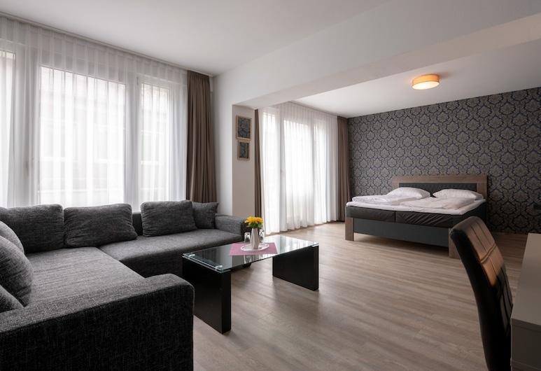 Senats Hotel, Cologne, Junior Suite, Guest Room