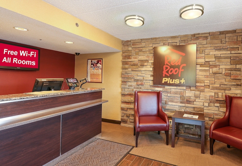 Red Roof Inn PLUS+ Baltimore - Washington DC/BWI South, Hanover, Lobby