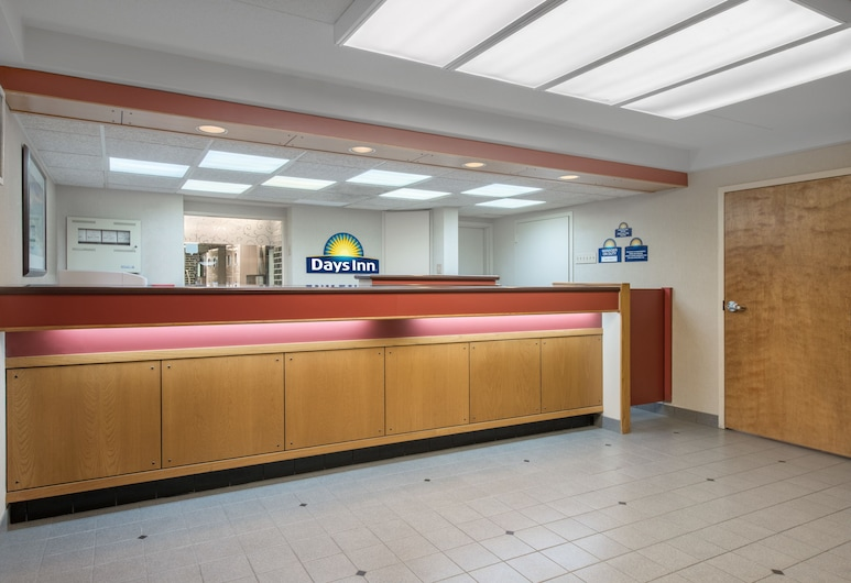 Days Inn by Wyndham Harrisburg North, Harrisburg, Resepsjon