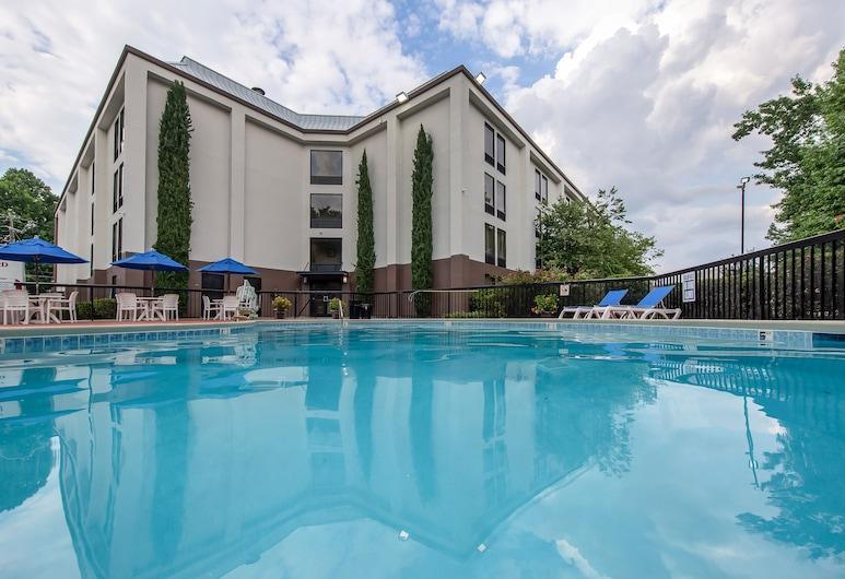 Comfort Inn Greenville - Haywood Mall, Greenville, Vanjski bazen