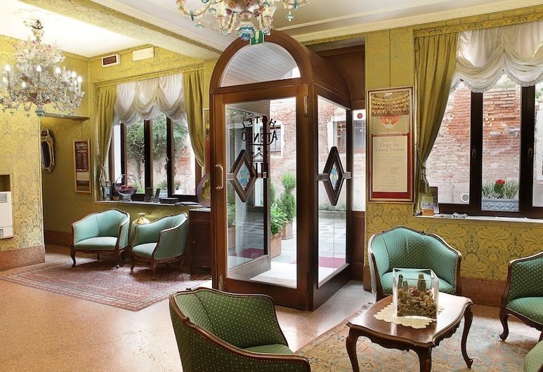 Hotel Ateneo, Wenecja
