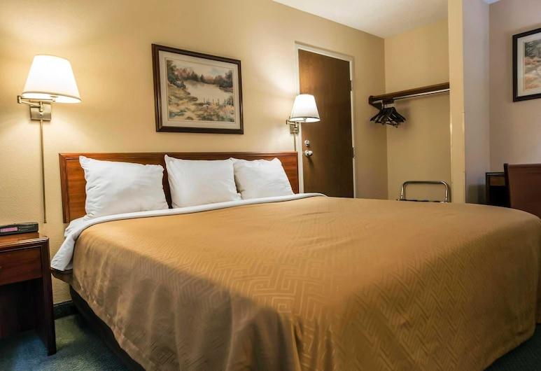 普林斯頓伊克諾飯店, 普林斯頓, 客房