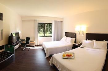 Introduce sus fechas y vea precios de hoteles última hora en Xalapa