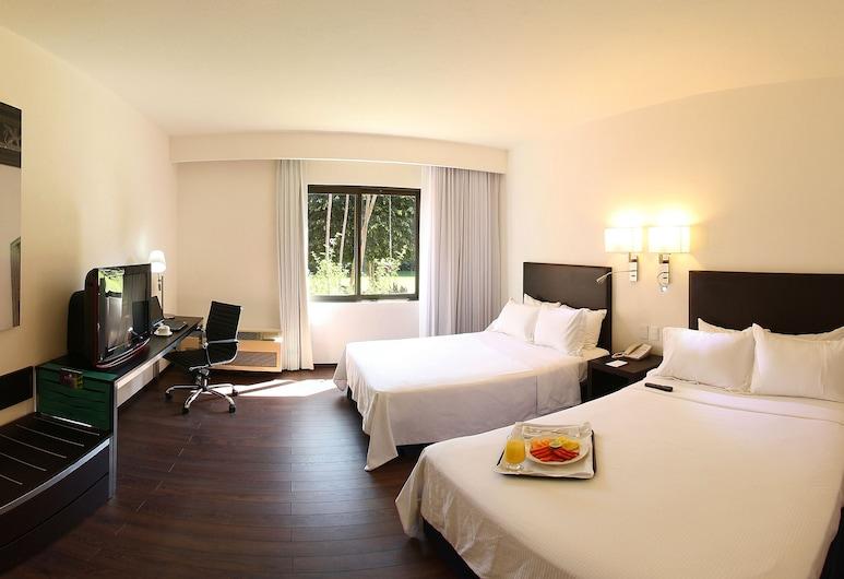 Fiesta Inn Xalapa, Xalapa, Habitación doble superior, 2 camas dobles, Habitación