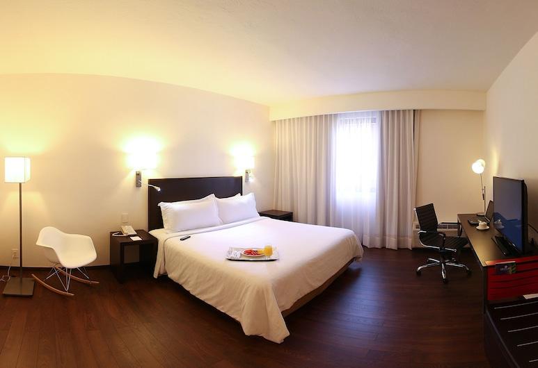 Fiesta Inn Xalapa, Xalapa, Pokoj typu Deluxe, dvojlůžko (200 cm), Pokoj