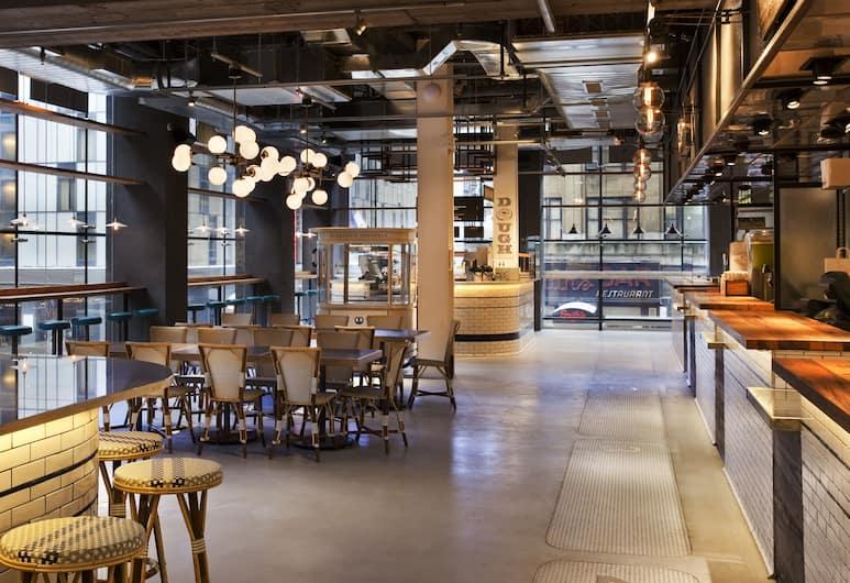 Row NYC, New York, Hotel Lounge