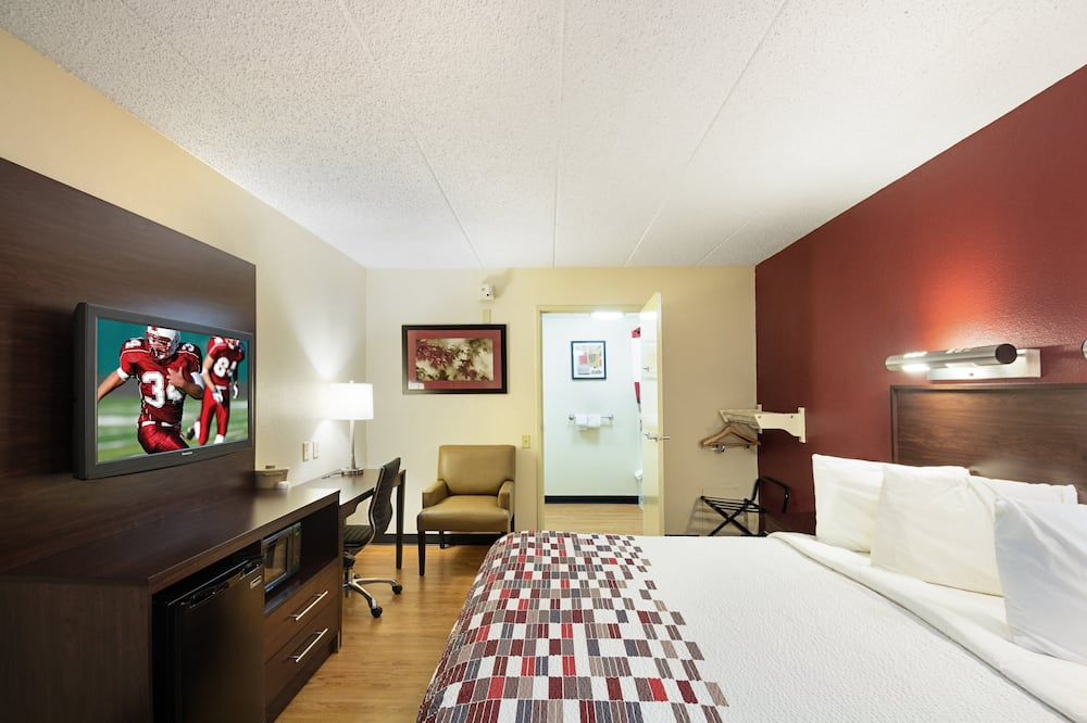 Deluxe Room, 1 King Bed, Accessible, Non Smoking - Guest Room