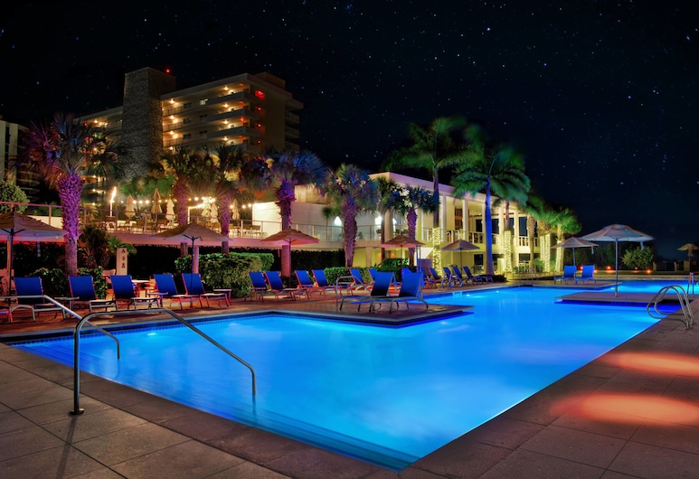 Marriott's Crystal Shores, Marco Island, Basen odkryty