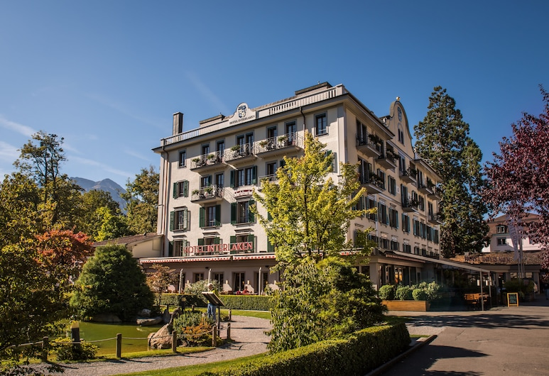 Hotel Interlaken, Interlaken, Hotellfasad