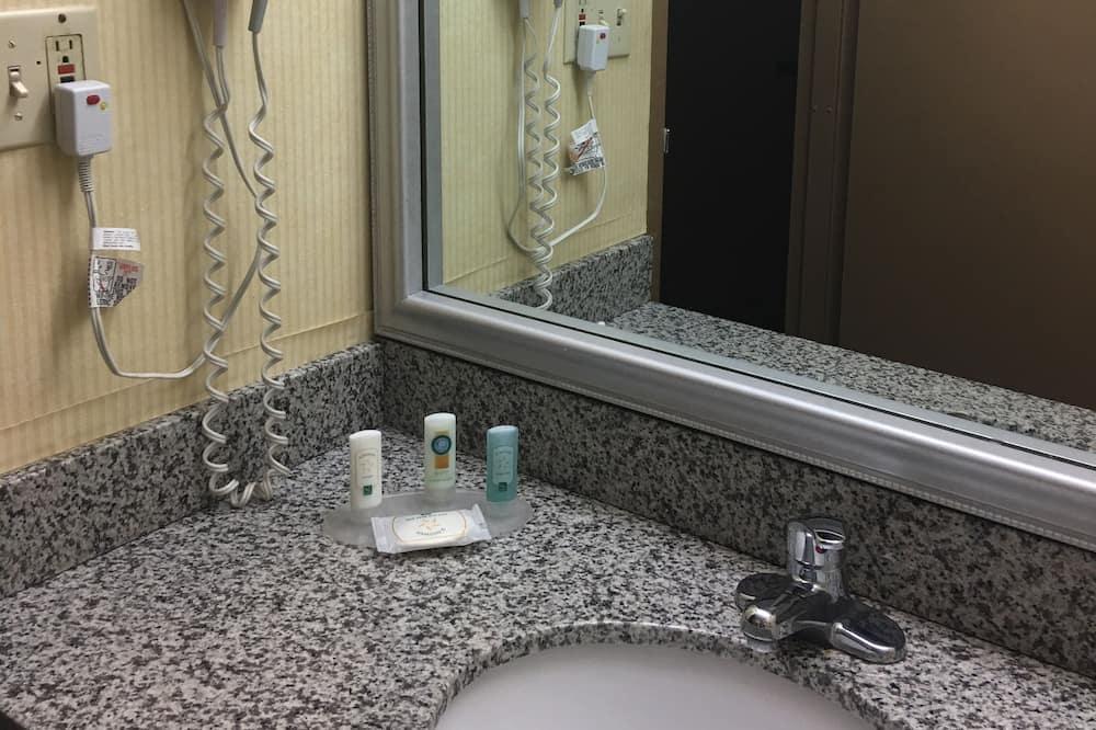 Standard Room, 1 Katil Raja (King), Smoking - Bilik mandi
