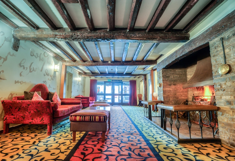 Mercure Stratford-upon-Avon Shakespeare Hotel, Stratford-upon-Avon, Interior Entrance