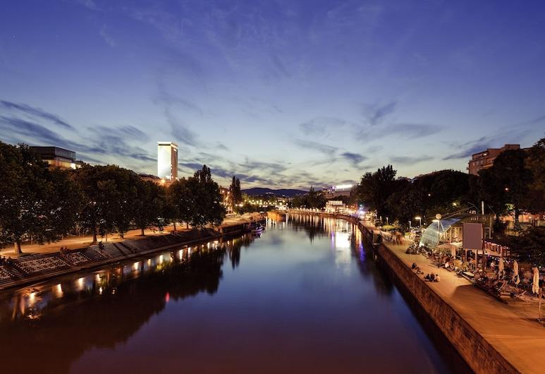 Mercure Wien City, Βιέννη, Εξωτερικός χώρος
