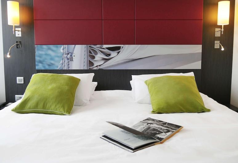 翁弗勒爾美居酒店, Honfleur, 客房