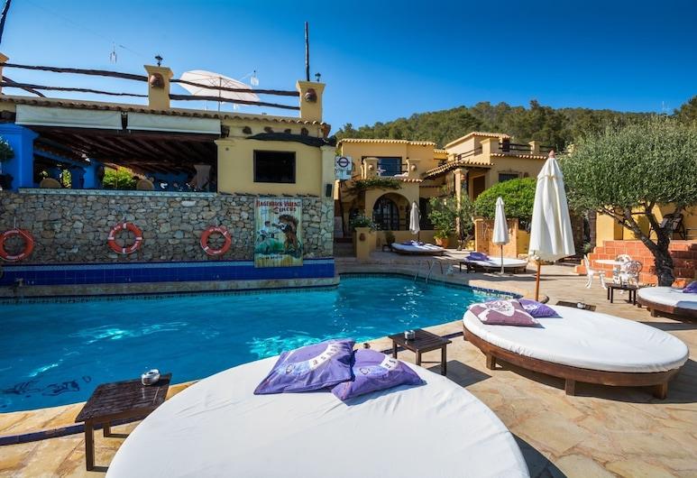 بيكيس إيبيثا - للبالغين فقط, سان أنطوني دي بورتماني, حمام سباحة