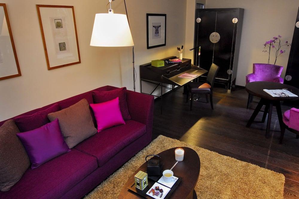 Junior Suite Duplex - Living Room