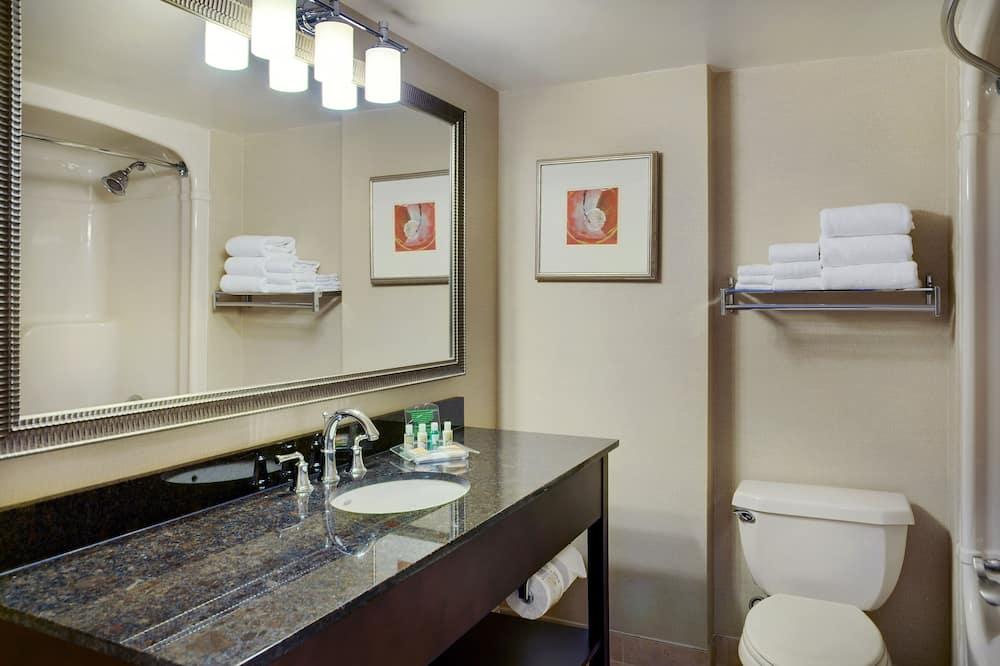 Izba typu Executive, 1 extra veľké dvojlôžko, nefajčiarska izba - Kúpeľňa