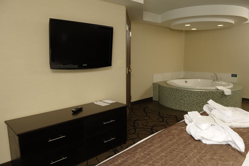 デラックス スイート 1 ベッドルーム - 専用スパ用浴槽
