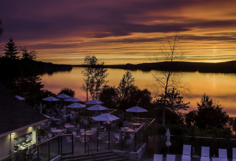 Delta Hotels by Marriott Fredericton, Fredericton, Terrace/Patio