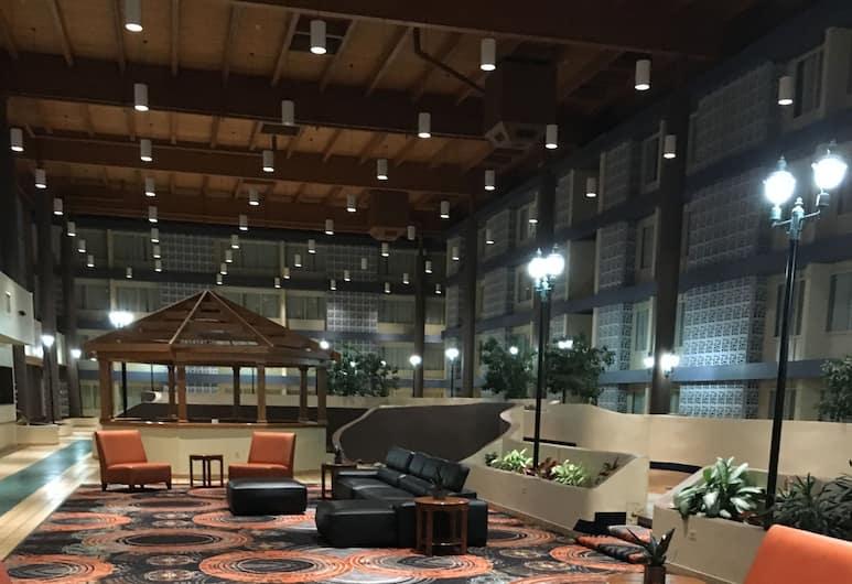 Ramada Plaza & Conf Center by Wyndham Charlotte Airport, Charlotte, Hotel Interior