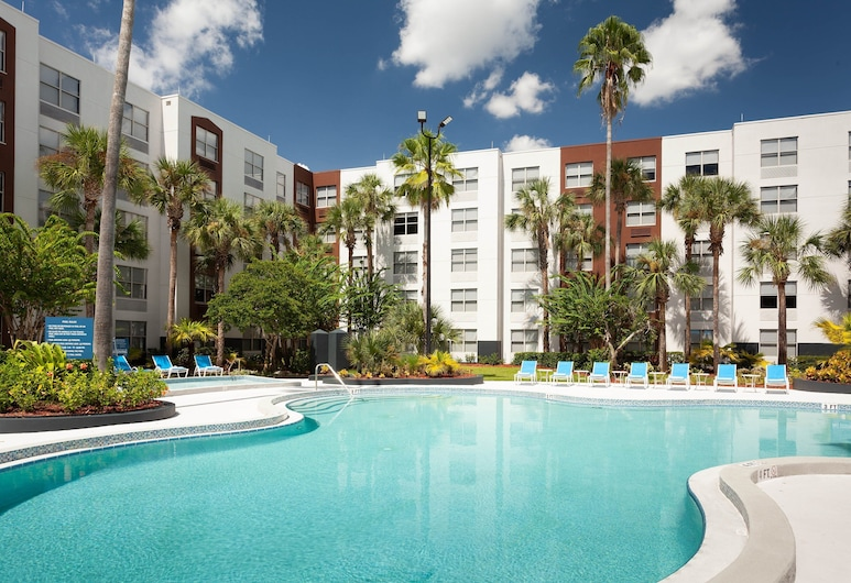 Four Points by Sheraton Orlando Convention Center, Orlando, Outdoor Pool