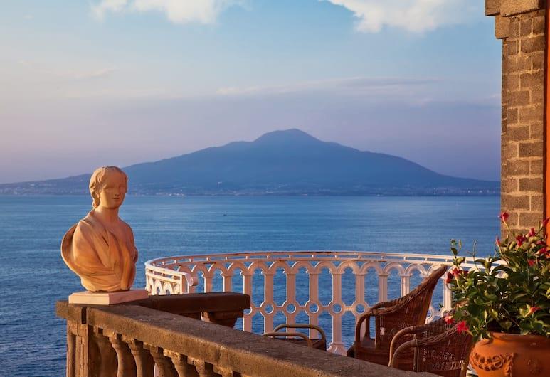 Grand Hotel Excelsior Vittoria, Sorrento, Junior Suite, Sea View (Deluxe), Guest Room
